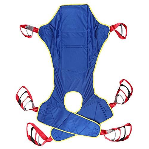 51AVW5qbbSL - Lifting Sling Full Body Paralizado Transferencia De Pacientes Elevación De Cinturón Elevación Doméstica Elevación Sling Drive Rehabilitación Ajustable Tira De Movimiento Anciano