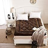 Huayer Colchoneta de colchón de Confort Alfombra de Tatami, colchón futón futón colchón, colchoneta