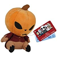Nightmare Before Christmas Pumpkin King Mopeez Plush by Funko