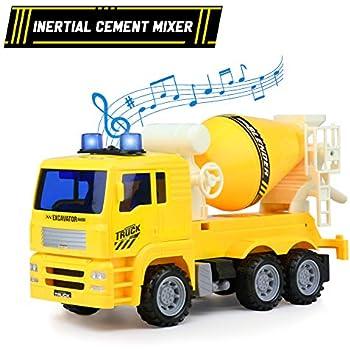 Enfant Excavatrice Jouet Camion Excavator Nuheby Pelleteuse kOXuZTPi