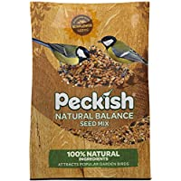 Peckish Natural Balance Seed Mix for Wild Birds, 4 kg