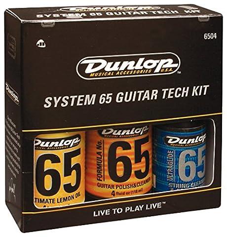 Jim Dunlop 6504 Guitar Tech Care Kit