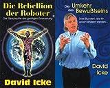 David Icke Das Erwachen der Menscheit 2 Teiliges DVD Set