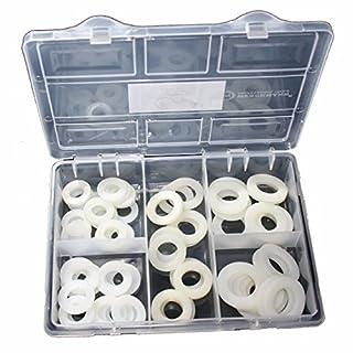 Sortiment Unterlegscheiben DIN 125 Polyamid Kunststoff 70 Teile M12, M14, M16, M18, M20