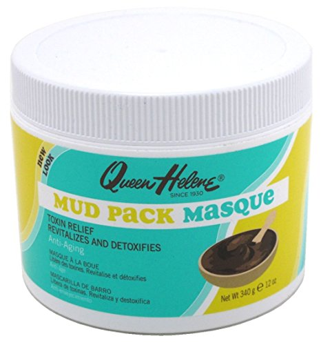 Queen Helene Masque de boue Lot de 350 g pot