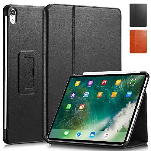 Patent-tasche Auf Der Vorderseite (KAVAJ Lederhülle Berlin geeignet für Apple iPad Pro 11