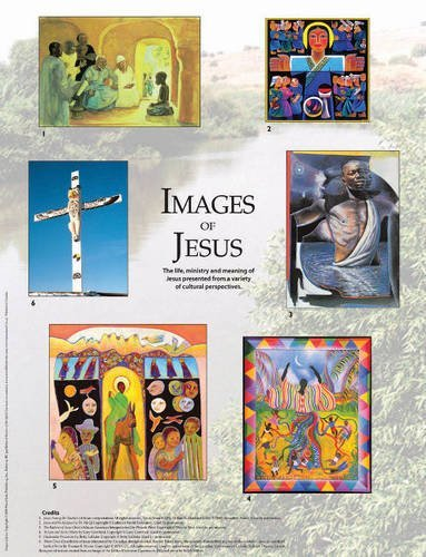 Images of Jesus by David Sparks (2013-10-10)