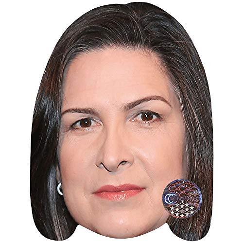 Celebrity Cutouts Pamela Rabe (Lip Gloss) Big Head (Lip Big Gloss)