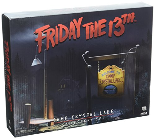 Friday the 13th Camp Crystal Lake Set for Action Figures Neca accessories