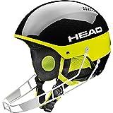 Head-Stivot SL + chinguard, Colore: Nero, Taglia XL/XXL