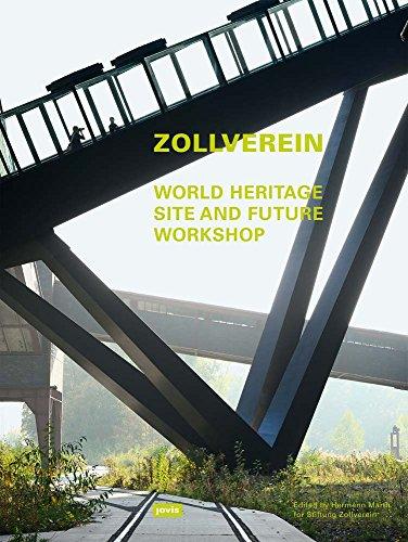 Zollverein par Rem Koolhaas