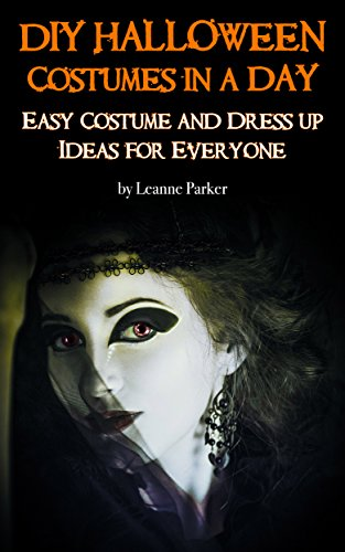 DIY Halloween Costumes in a Day: Easy Costume -