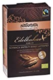 Naturata Bio Edelkakao, schwach entölt, 20-22% (2 x 125 gr)