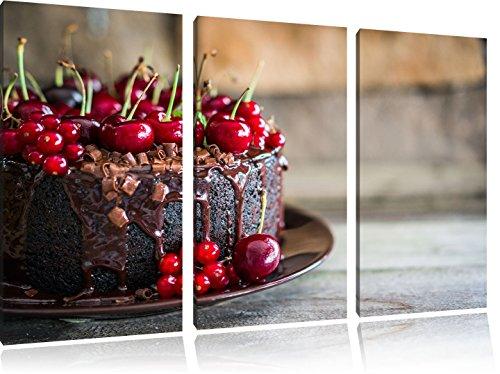 Celeste torta al cioccolato 3 pezzi picture