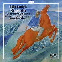 Kossuth, Concerto pour orchestre
