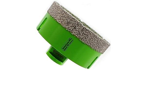 PRODIAMANT Premium Diamant-Bohrkrone Fliese//Feinsteinzeug 35 mm x M14 PDX955.880 35mm passend f/ür Winkelschleifer