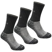 Karrimor Kids Heavyweight Boot Sock 3 Pack Junior Socks Warm