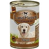 LandFleisch Hypoallergen Pferd | 12x 400g Hundenassfutter