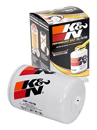 K&N HP-1018 filtro de aceite