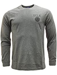 UCLA - T-shirt - Uni - Manches Longues - Homme