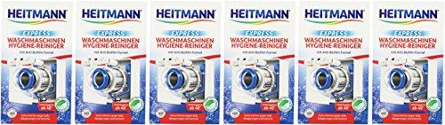 Brauns-Heitmann Express Waschmaschinen Hygiene-Reiniger, 6er Pack (6 x 250 g)