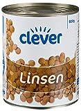 Clever Linsen, tafelfertig (gekocht) - 800g - 6x