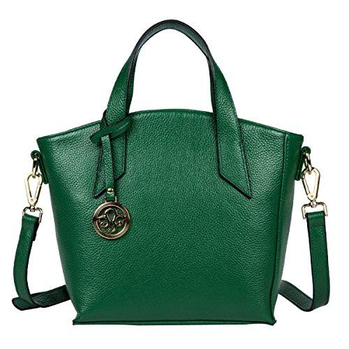 Borsa A Tracolla Elegante Nuova Borsa Moda Donna Verde