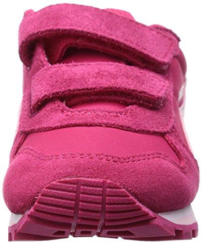 Puma St Runner Nl V, Baskets Basses mixte enfant Rouge (Rose Red/Pink Dogwood)