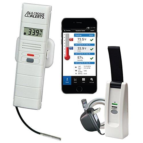 La Crosse Alerts Mobile 926-25102-GP Wireless Monitor System Set with Wet Probe by La Crosse Technology