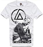 E1Syndicate T-Shirt Chester Bennington Tribute Linkin Park