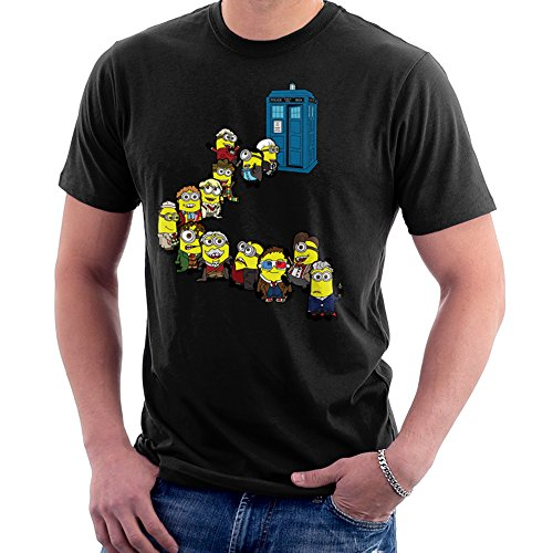 Doctor Who Minions Trouble in