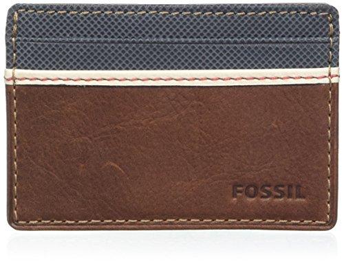 fossil-elgin-porte-cartes-didentite-card-cases-homme-braun-brown-1x7x10-cm-b-x-h-t