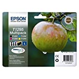 Epson T1295 Multipack 4 Farbe Apple-4 Pro Packung