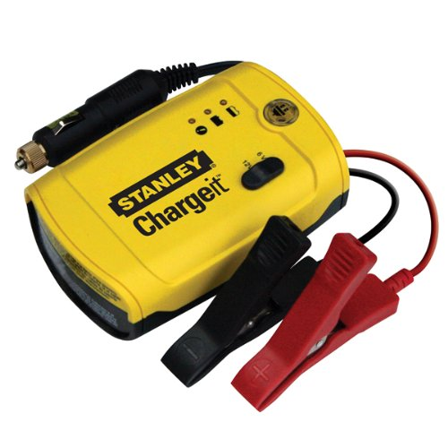 Stanley BC209E Cargador mantenedor baterías 6-12