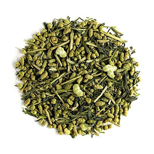 Genmaicha arroz tostado té japonés - Té verde genmai