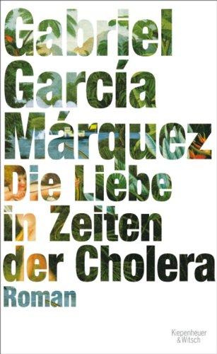 Buchseite und Rezensionen zu 'Die Liebe in Zeiten der Cholera: Roman' von Gabriel García Márquez