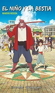 El niño y la bestia par Mamoru Hosoda