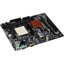 ASRock N68-GS4/USB3 FX R2.0 Placa base per procesadores AMD–negro