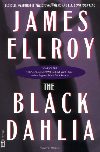 Book cover for The Black Dahlia
