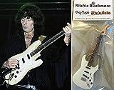 Portachiavi per chitarra Fender Ritchie Blackmore Stratocaster