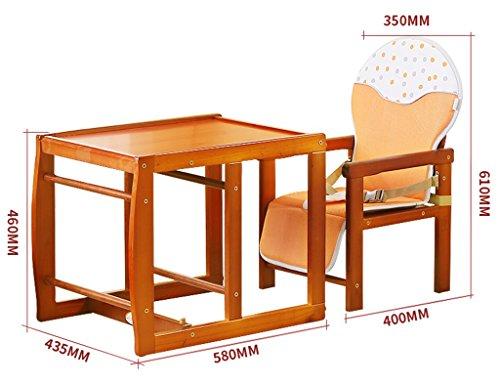 Anna seggioloni sedia da pranzo multifunzione bambino sedia in