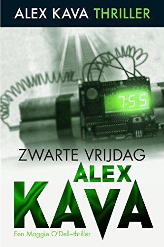 Ebook Zwarte vrijdag (Harlequin Alex Kava Thriller)