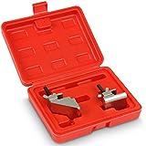 Timbertech - Juego de herramientas para manipulación de correa de transmisión / Herramienta para montaje de correas de distribución - apto para varios tipos de motores