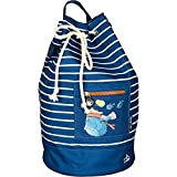Die Spiegelburg 14546, zaino, borsa, sacca per sport, tempo libero - adatto per bambini - serie: Capt´n Sharky