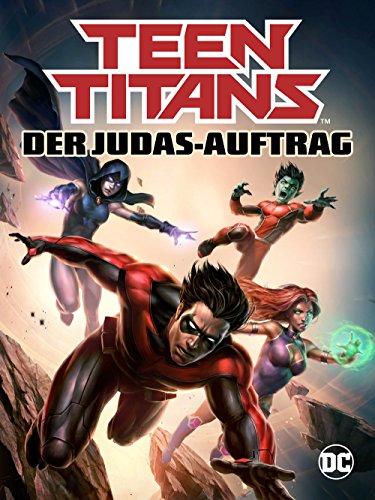 Teen Titans: Der Judas-Auftrag [dt./OV]