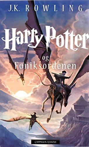 Harry Potter og Føniksordenen (norwegisch, norwegian, norsk)