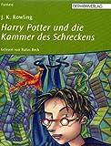 Harry Potter und die Kammer des Schreckens. Bd. 2. 8 Cassetten