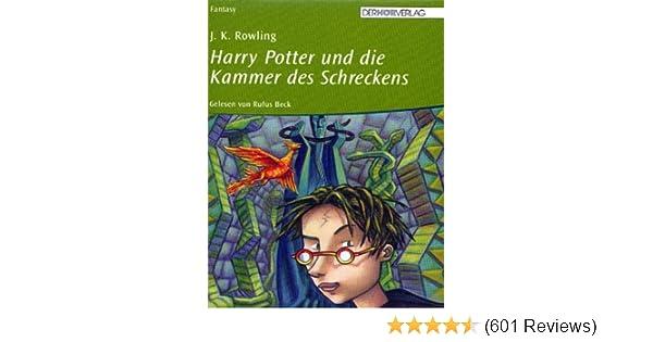 Harry potter und die kammer des schreckens bd 2 8 cassetten harry potter und die kammer des schreckens bd 2 8 cassetten amazon joanne k rowling rufus beck bcher fandeluxe Images
