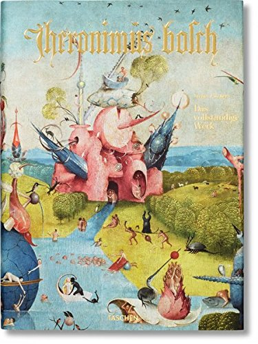 Hieronymus Bosch. Das vollständige Werk (1400 Tasche)