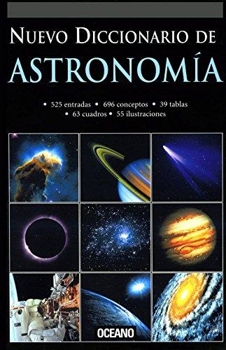 Nuevo diccionario de astronomía (Guías de estudio)